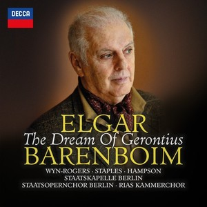 CD Shop - BARENBOIM/STAATSKAP.BERLIN THE DREAM OF GERONTIUS
