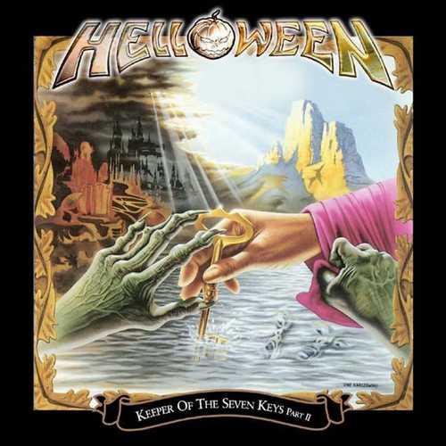 CD Shop - HELLOWEEN KEEPER OF THE SEVEN KEYS, PT. II