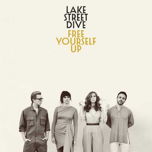 CD Shop - LAKE STREET DIVE FREE YOURSELF UP