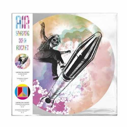 CD Shop - AIR RSD - SURFING ON A ROCKET