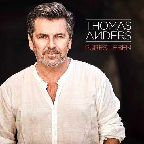 CD Shop - ANDERS, THOMAS PURES LEBEN