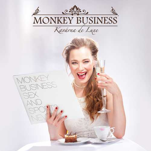 CD Shop - MONKEY BUSINESS KAVARNA DE LUXE