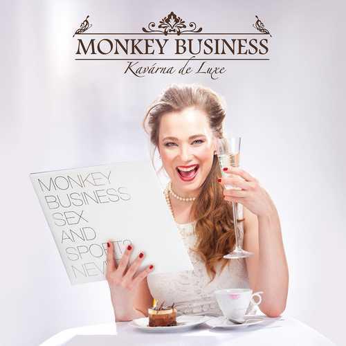 CD Shop - MONKEY BUSINESS KAVARNA DE LUXE