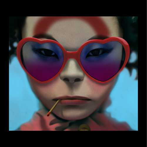 CD Shop - GORILLAZ HUMANZ (DELUXE EDITION) - LIMITED