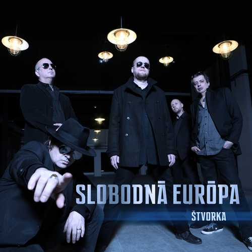 CD Shop - SLOBODNA EUROPA STVORKA