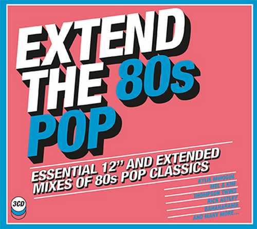 CD Shop - VARIOUS ARTISTS EXTEND THE 80S - POP