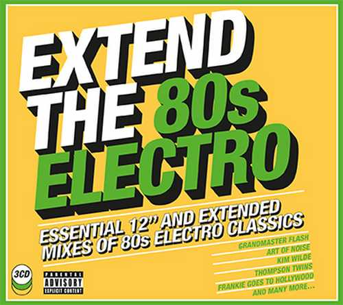 CD Shop - VARIOUS ARTISTS EXTEND THE 80S - ELECTRO