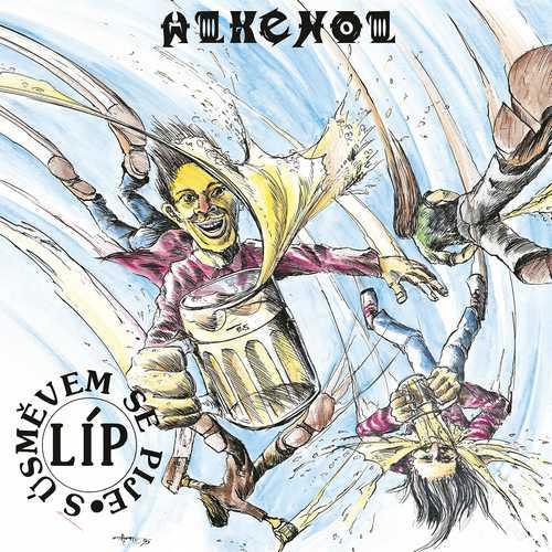 CD Shop - ALKEHOL S USMEVEM SE PIJE LIP