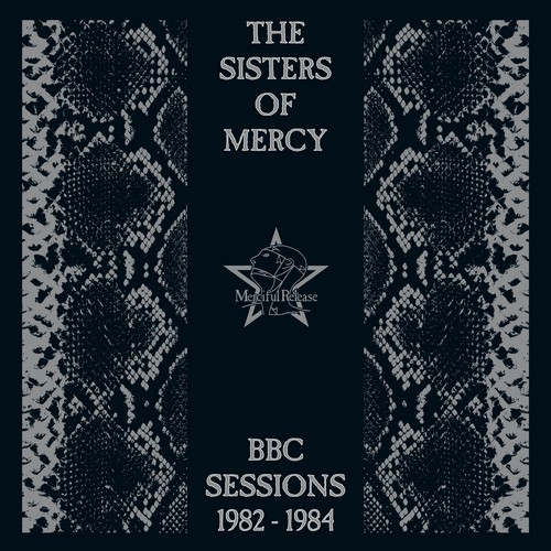 CD Shop - SISTERS OF MERCY RSD - BBC SESSIONS 1982-1984