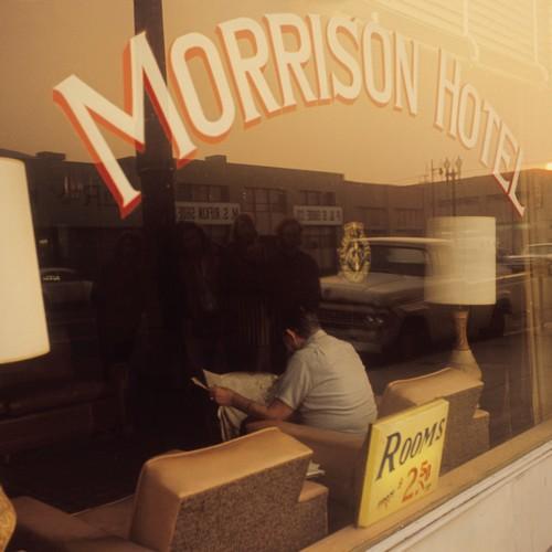 CD Shop - DOORS, THE RSD - MORRISON HOTEL SESSIONS