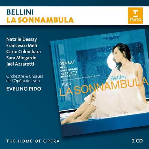 CD Shop - DESSAY/PLASSON/CHEOUR CAPITOLE DE TOULOU BELLINI: LA SONNAMBULA
