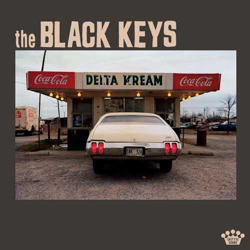 CD Shop - BLACK KEYS, THE DELTA KREAM