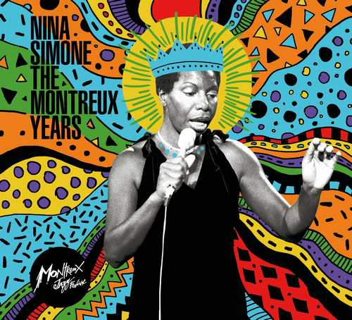 CD Shop - SIMONE, NINA NINA SIMONE: THE MONTREUX YEARS