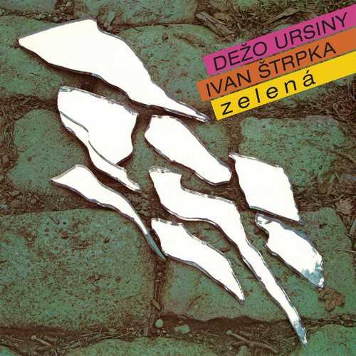 CD Shop - URSINY DEZO / STRPKA IVAN ZELENA