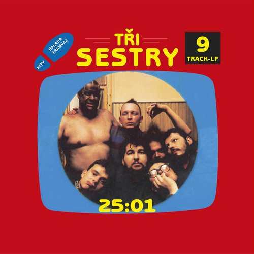 CD Shop - TRI SESTRY 25:01