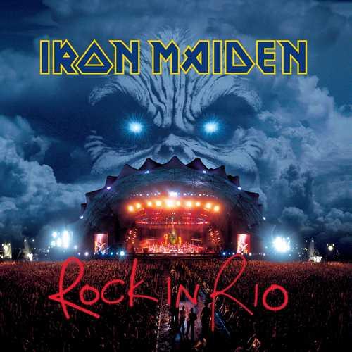CD Shop - IRON MAIDEN ROCK IN RIO