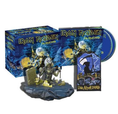 CD Shop - IRON MAIDEN LIVE AFTER DEATH (COLLECTOR
