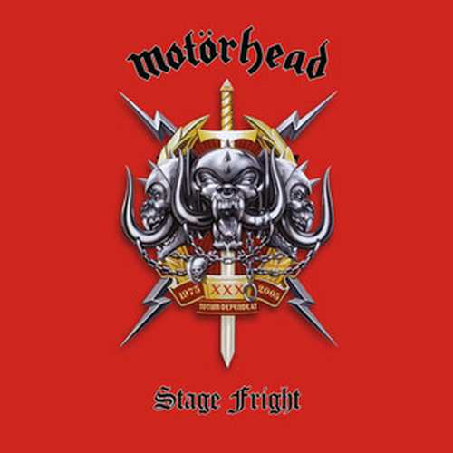 CD Shop - MOTORHEAD STAGE FRIGHT