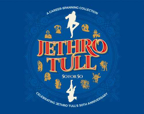 CD Shop - JETHRO TULL 50 FOR 50