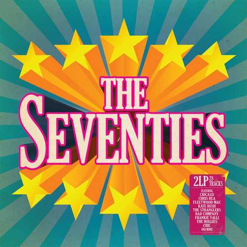 CD Shop - VARIOUS ARTISTS THE SEVENTIES