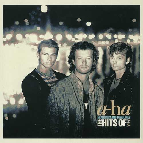 CD Shop - A-HA HEADLINES AND DEADLINES