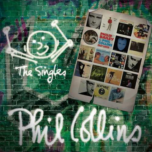 CD Shop - COLLINS, PHIL THE SINGLES