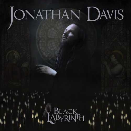 CD Shop - DAVIS, JONATHAN BLACK LABYRINTH