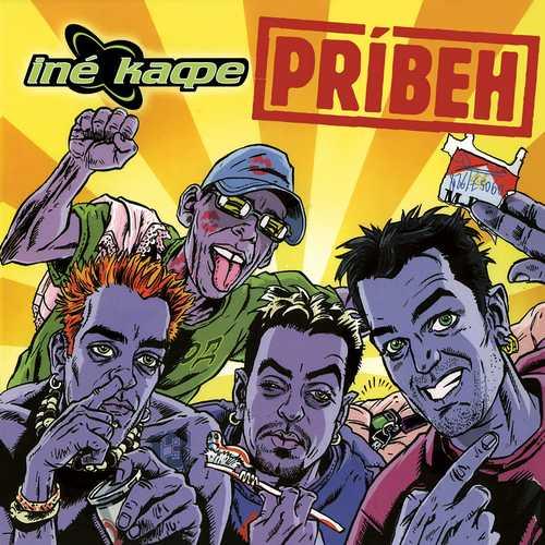 CD Shop - INEKAFE PRIBEH