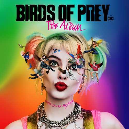 CD Shop - OST / VARIOUS ARTISTS BIRDS OF PREY: THE ALBUM