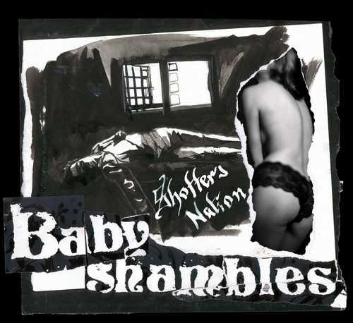 CD Shop - BABYSHAMBLES SHOTTER