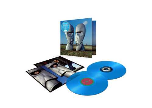 CD Shop - PINK FLOYD THE DIVISION BELL (LIMITED EDITION 25TH ANNIVERSARY BLUE VINYL 2LP)