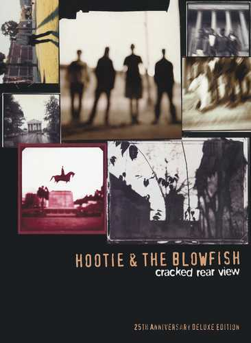 CD Shop - HOOTIE & THE BLOWFISH CRACKED REAR VIEW