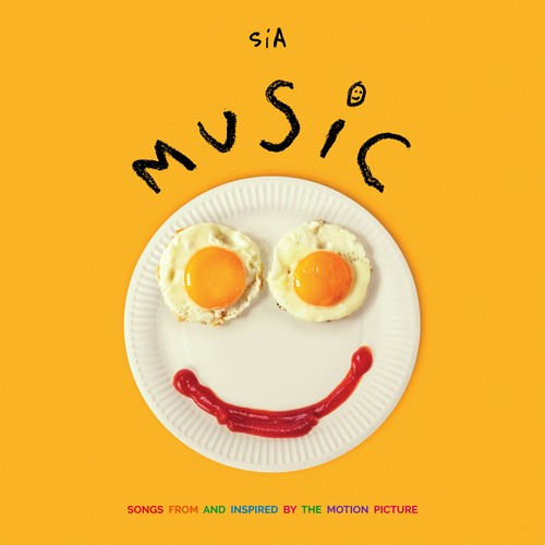 CD Shop - SIA MUSIC - SONGS FROM AND INSPIRED BY THE MOTION PICTURE