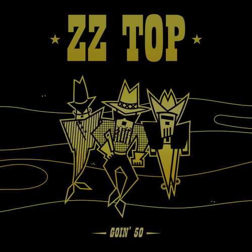 CD Shop - ZZ TOP GOIN