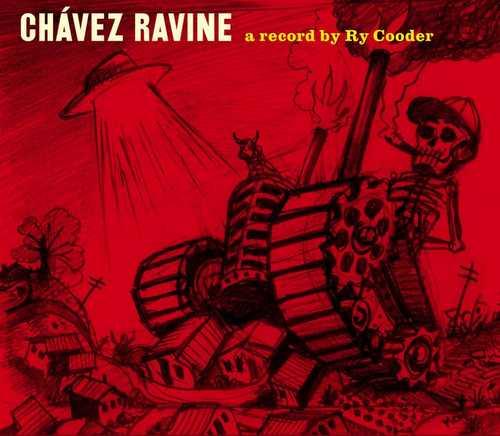 CD Shop - COODER, RY CHAVEZ RAVINE