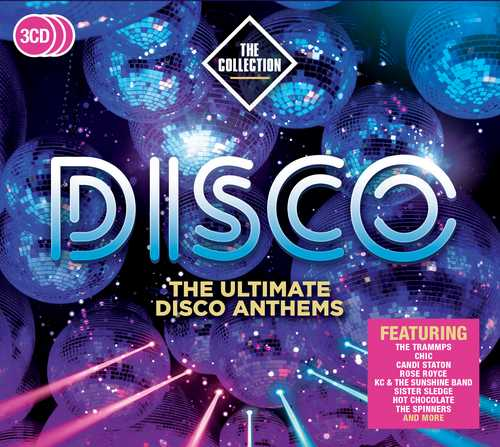 CD Shop - VARIOUS ARTISTS DISCO - THE COLLECTION