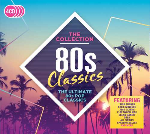 CD Shop - VARIOUS ARTISTS 80S CLASSICS - THE COLLECTION