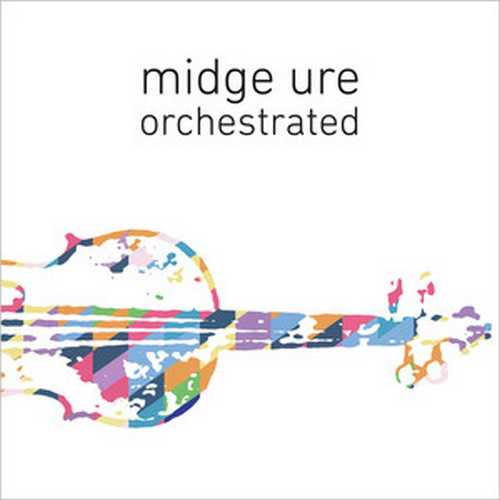 CD Shop - URE, MIDGE ORCHESTRATED