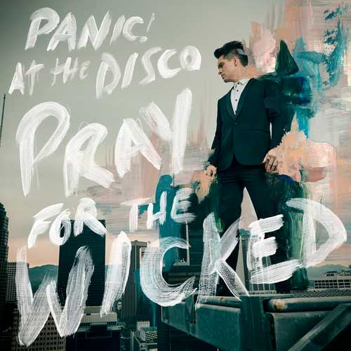 CD Shop - PANIC! AT THE DISCO PRAY FOR THE WICKED