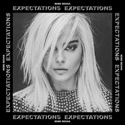 CD Shop - REXHA, BEBE EXPECTATIONS