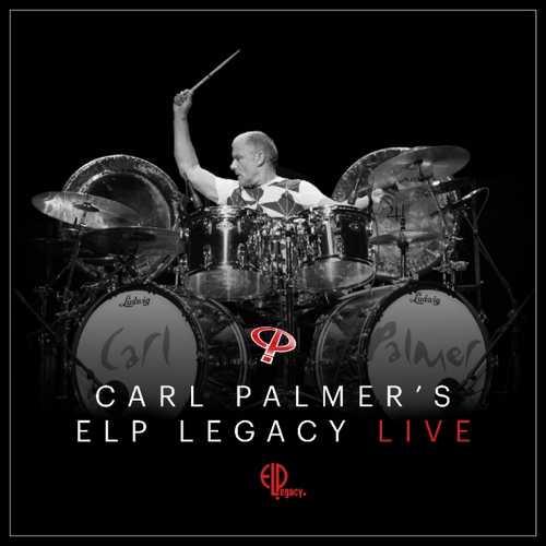 CD Shop - CARL PALMER