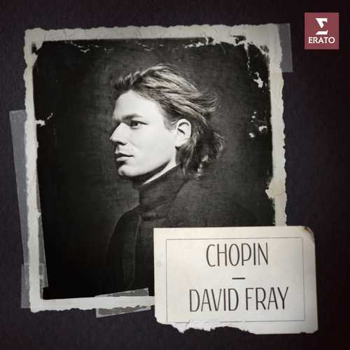 CD Shop - FRAY, DAVID CHOPIN: NOCTURNES, MAZURKAS, WALZES, IMPROMPTUS