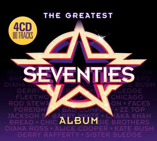 CD Shop - VARIOUS ARTISTS THE GREATEST SEVENTIES ALBUM