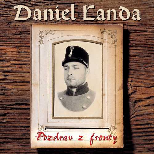 CD Shop - LANDA, DANIEL POZDRAV Z FRONTY
