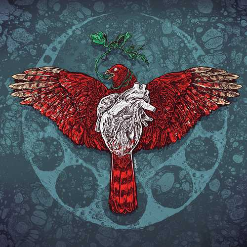 CD Shop - ACACIA STRAIN GRAVEBLOOM (COLORED VINYL)