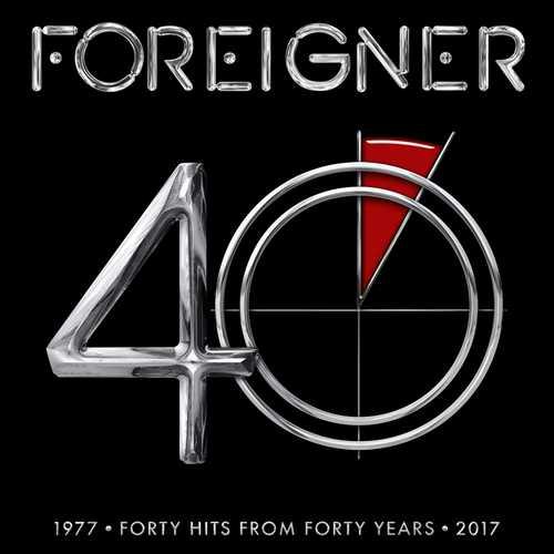 CD Shop - FOREIGNER 40