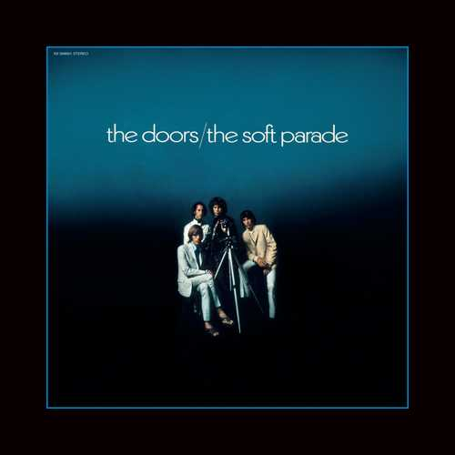 CD Shop - DOORS, THE SOFT PARADE