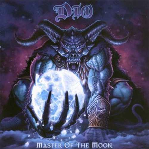 CD Shop - DIO MASTER OF THE MOON
