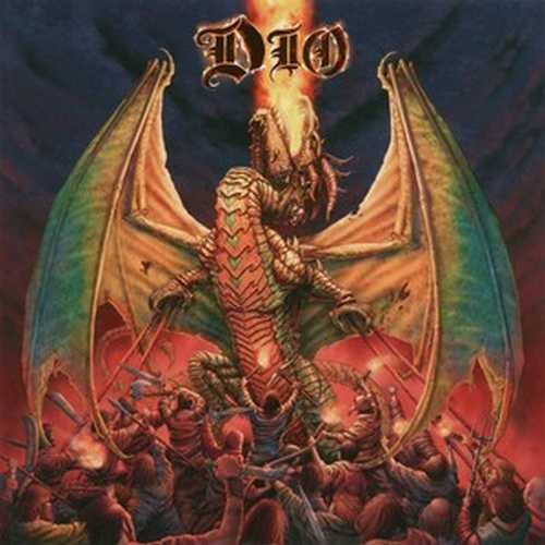 CD Shop - DIO KILLING THE DRAGON