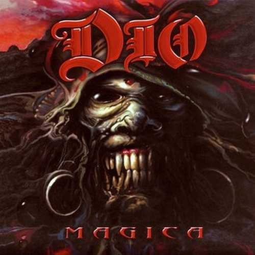 CD Shop - DIO MAGICA